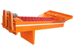 Machines for stone crushing