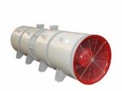 Fans for tunnel ventilation