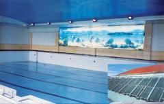 太阳能游泳池