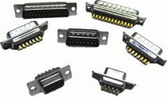 标准D型滤波连接器