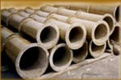 Pipes ventilation for shaft