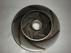 Impellers for pumps