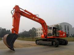 Crawler Excavator C2-4 (Machine weight 40t, Power