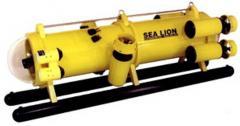 海狮水下机器人