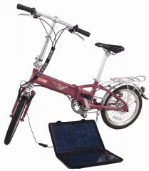 Roby TDP010Z Solar E-bike  with 180W Brush Less