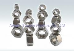 Hexagon Nuts, Hex nuts,  DIN934, DIN439, DIN936,