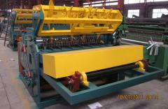 Wire mesh welder(CE AND ISO9001:2000)