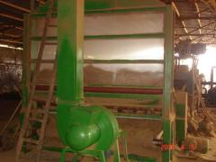 Coir Carding Machine (coir sheet machines-2)