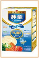 鱼肉蔬菜米粉