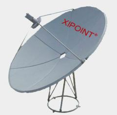 C-Band Satellite TV Receiver Antenna
