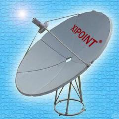 G  Mount offset Satellite Dish Antenna GCA180-G