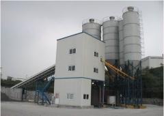 HZS180 mixing plant