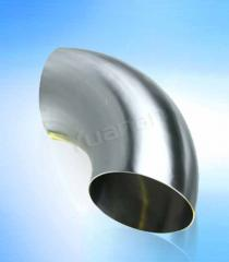 Sanitary Stainless Steel Pipe Fitting Elbow