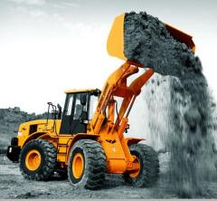 Wheel Loader A5 (5t, 164kw) -CE Certification