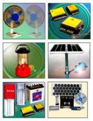 Solar photoelectricity products