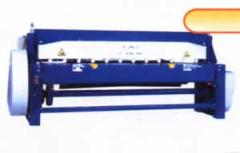 ELECTRODYNAMIC PLATE SHEARING MACHINE