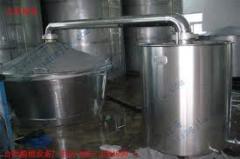 固体蒸馏设备