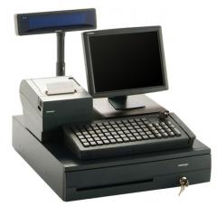 Commerce and cash register equipment