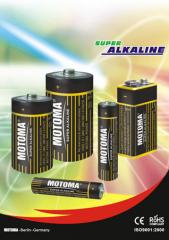 Super Alkaline Battery