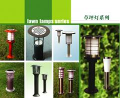 Lamps working on solar energy