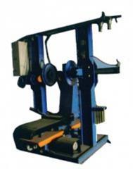 橡胶机械胎体打磨机
