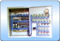 Electric drive control electronic modules