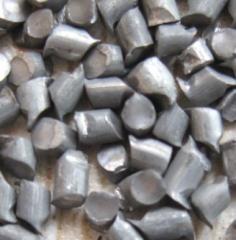 Alloyed iron powder