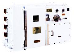 QJZ-□/3300 矿用隔爆兼本质安全型多回路高压真空电磁起动器