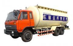 粉粒物料运输车系列