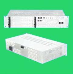 Network and telecommunications PDH/PCM mux with