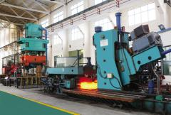 D53-7000 Ring rolling machine (With axis rolling)