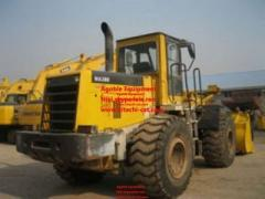 Used KOMATSU WA380 wheel loader, Used loader