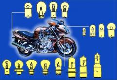 Spare parts for motorcycles