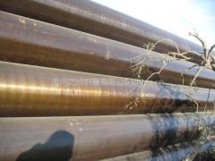 Steel seamless tubes for petrochemical industry