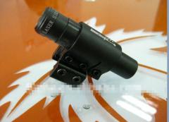 Laser target indicators