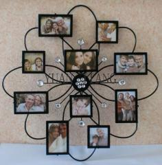 Exquisite Home Decoration of Flower-shaped Photo