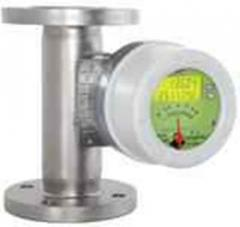 Electrical and electronic flow meters