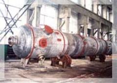 第二脱硫反应器