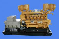Gas heat generators