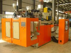 2L blow molding machine-2-3 layer double station
