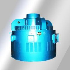 High-voltage electric motors