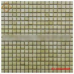 Marble mosaic tiles for mosaic flooring