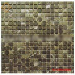Mable mosaic flooring tiles