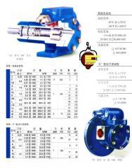 通用型、C型法兰和底座安装型泵