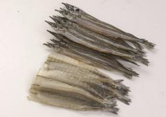 Salted and dried fish