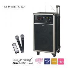 Portable Wireless Speaker (TK-T33)