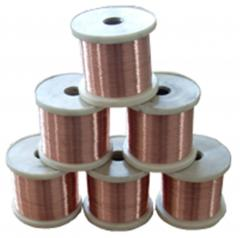 Copper-nickel wires