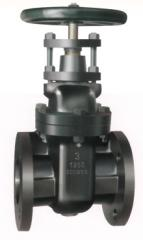 Cast iron for the details of pumps, valves,