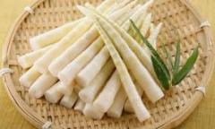 Water-cooked bamboo shoot