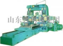 Machine tools planing